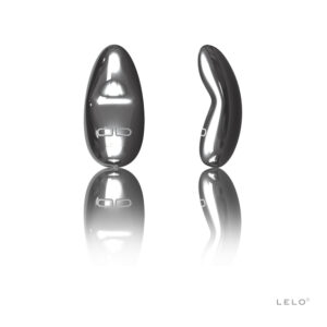 Lelo - Yva Vibrator Zilver Lovely Luxury Toys